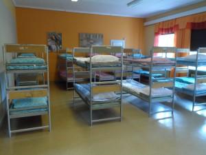 Majoittumiseen sängyt Mustingan kyläseuralta